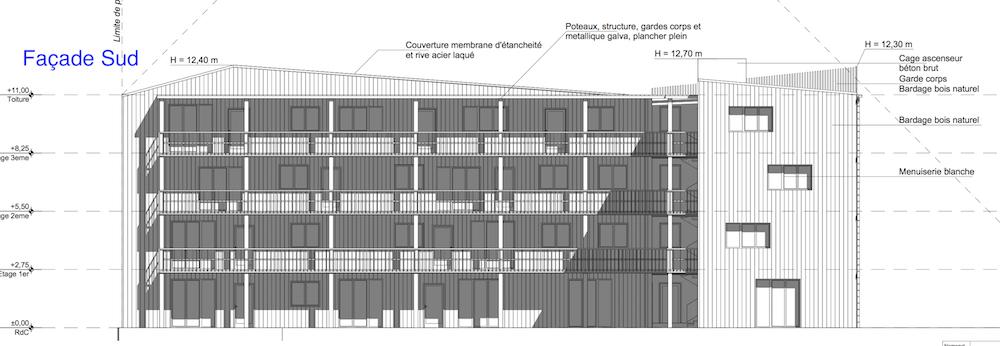 diaporama façades