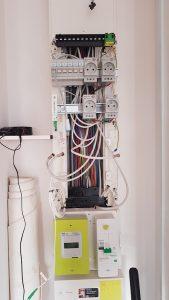 Réorganisation de son tableau électrique