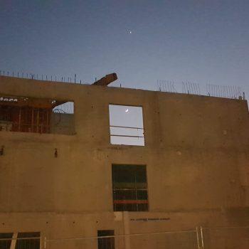 Astronomie via l'Ehpad en construction